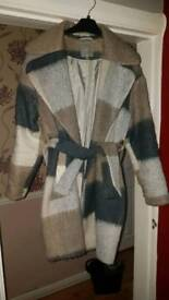 Womens wool coat from next