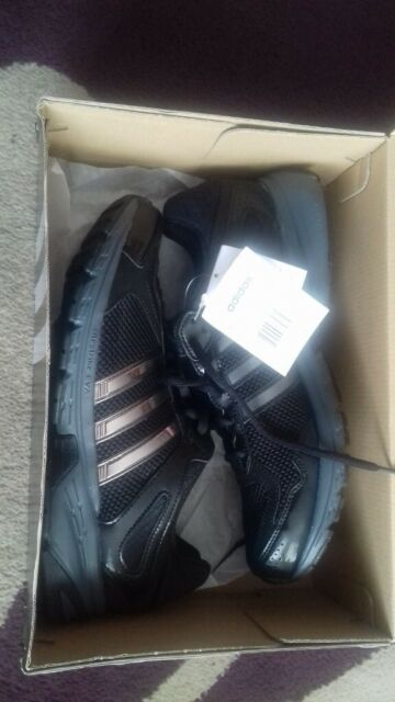 Adidas Black 'duramo 5' Trainers