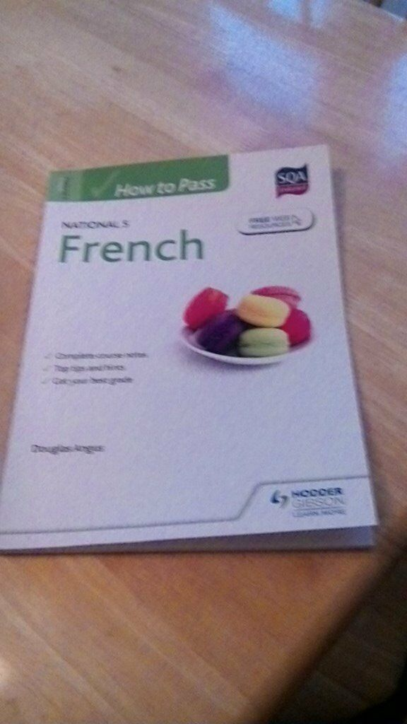National 5 - How to pass National 5 French