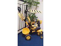 Smart trike zoo bumblebee