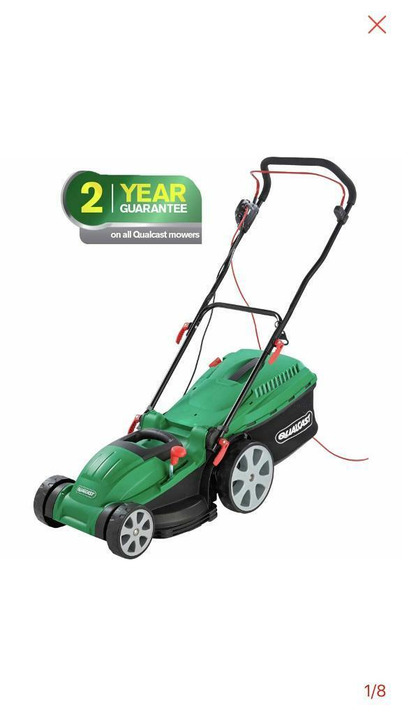 Qualcast corded rotary 1800 lawnmower