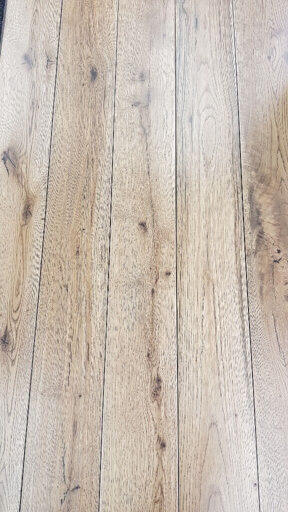 X14 Packs Smoked Oak Engineered Wood Flooring Cheapest In Uk In