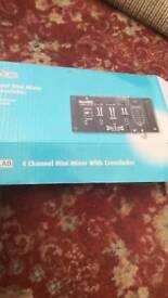 Soundlab mini mixer
