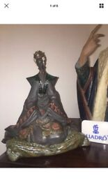lladro large 2301 empress retired 1999 ultra rare rrp £2000