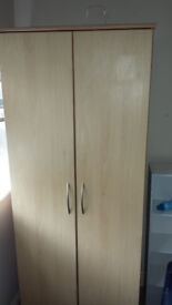 Wardrobe (good condition) + full house clearance