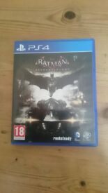 Batman Arkham Knight For Playstation 4