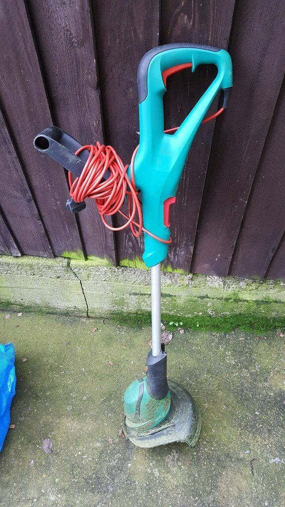 Bosch electric garden trimmer