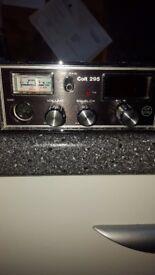 Colt 295 C.B Radio