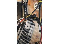 RACKET RESTRINGER - racket restringing services in Nottingham
