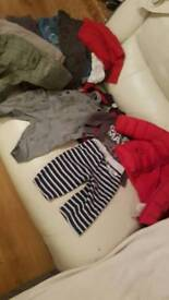 3 to 6 months boy clothes