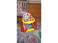 Used Red Kite Baby Go Round Twist 2-in-1 Walker - Excellent condition