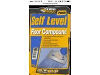 Self level compound