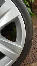 Genuine bmw alloy