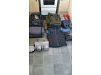 camping / hiking equipment for sale majority new and unused will split