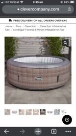 Cleverspa Florence 4/6 people Hot tub
