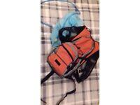 Dehydration backpack rucksack for running