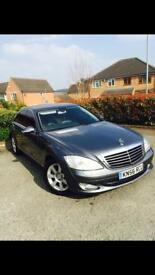 Mercedes s class w221 320d