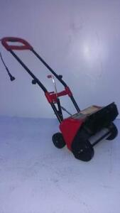 just like NEW 10 Inch Spectra tools electric Snow Thrower / Shovel 7 Amp 3 height adjustment for the wheels SnowBlower