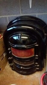 Germania Coke Burning Stove. Attractive and ornamental but needs minor attention. Must be collect!