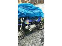 110 motor bike