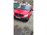Mercedes Benz Vito 2008 Must see!