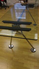 Norman Foster Tecno desks x 5