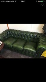 Chester field sofa