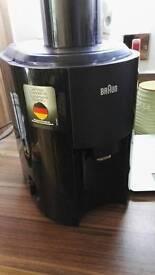 Braun j300 juicer