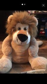 Big fluffy teddy