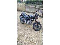 Sinnis Stealth Motorcycle 125cc - Black Learner Legal Well Kept Motorbike