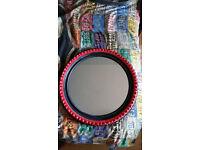 BMX Novelty Tyre Mirror