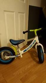 Boys ballance bike