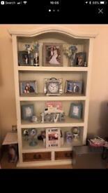 Shabby bookcase