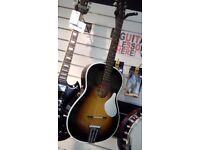 Rare 1960s SuperTone Parlour Acoustic Guitar