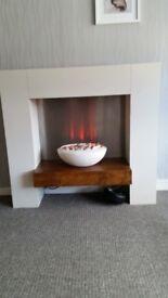 Fire place / Mantlepiece