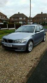 Bmw 116i sport Mint condition low milage