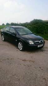 VECTRA 2.2 SRI ( SAT NAV) Mot Dec 2017