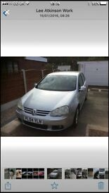 2004 VW golf GT TDI 140. Full service history.