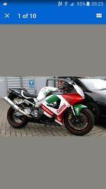 Honda FireBlade CBR900RR 929 super bike motorbike