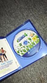 Sims4 playstation