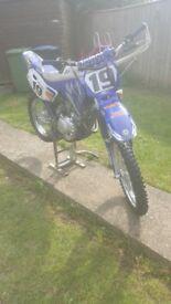 TTR125 MOTORCROSS BIKE