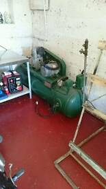 3 phase air compressor