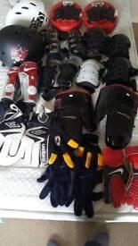 Kick boxing/sports