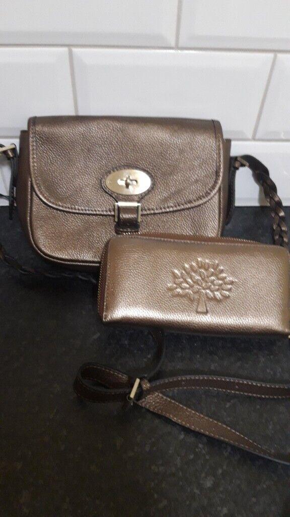 4442c88f97a Mulberry Darwin Handbag with Purse