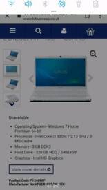 i3 SONY VAIO LAPTOP WITH OFFICE
