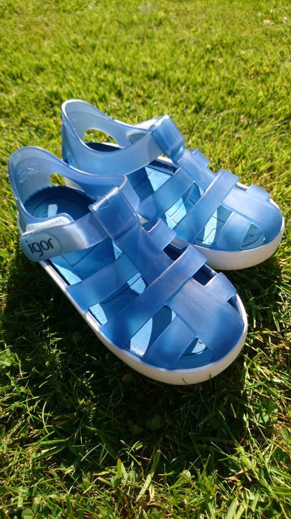 a746e351a1aaf6 Igor kids tenis jelly sandals