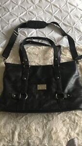 """Kenneth Kole laptop bag/tote (fits 15"""" and larger)"""