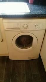 Zanussi 8kg washing machine