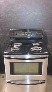 OS0412A Frigidaire Stainless Steel Coil Top Self Cleaning Oven FREE DELIVERY, INSTALLATION AND DISPOSAL INCLUDED