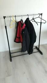 Adjustable Coat Rack